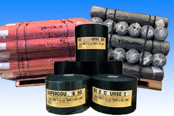 Polythene Film BiY Construction Supplies