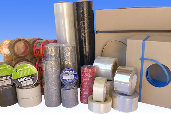 Tapes & Packaging BiY Construction Supplies